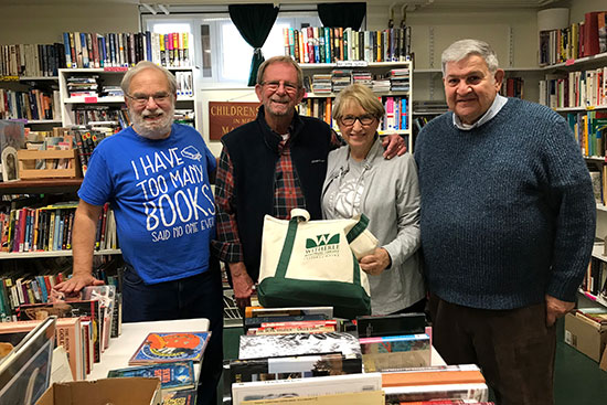Some of the Friends of Witherle Memorial Library