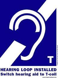 Hearing Loop Installed