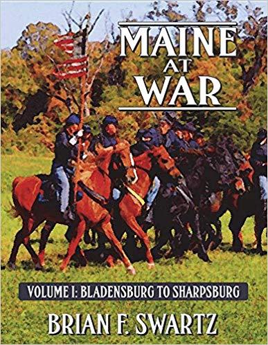 Maine Writer's Series: Brian Swartz