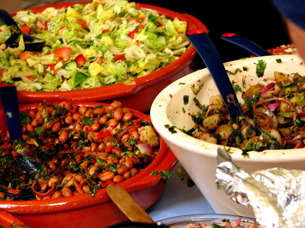 Turkish & Greek Cuisine Workshop: Part One