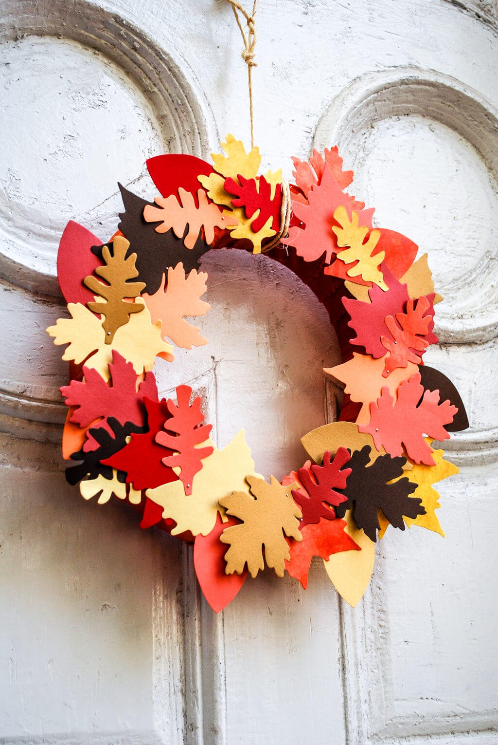 Art Night: Fall Wreath Making with Jean Lamontanaro