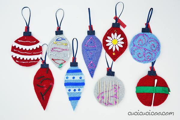 Art Night: Holiday Ornaments