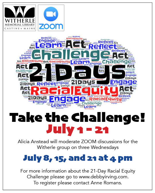 21-Day Racial Equity Challenge