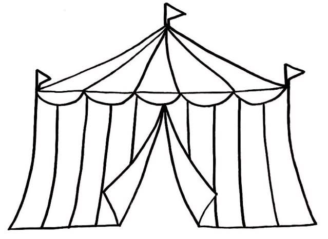 Book Sale with In-Tent