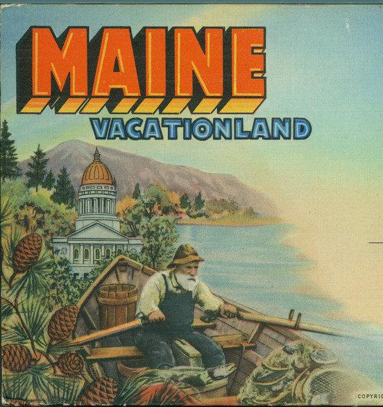 Book Sale: Vacationland